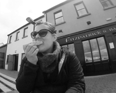 Sausage Rolls in Doolin