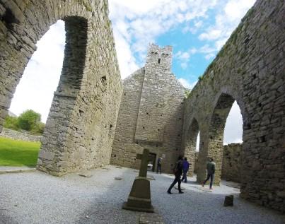 Cormondoe Abbey