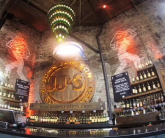 Jameson Distillery - Dublin, Ireland