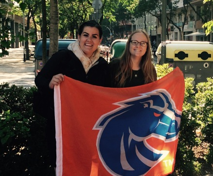 Another Bronco Abroad