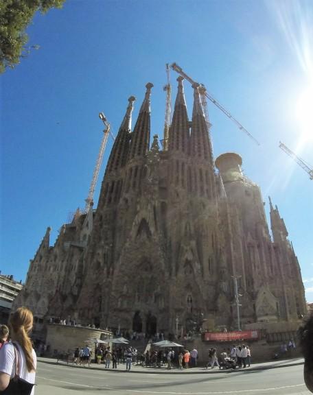 Basilica de Sagrada Famiglia