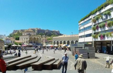 Monastiraki Market